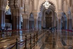 Moschee Hassan II in Casablanca